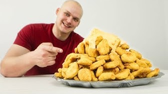 200 Nuggets Challenge (11,000kcal)