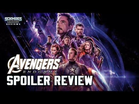 Avengers: Endgame Spoiler Review