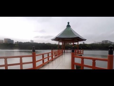 Ohori Park Fukaoka, Japan