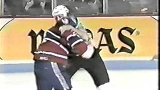 Dave Brown vs Lyle Odelein