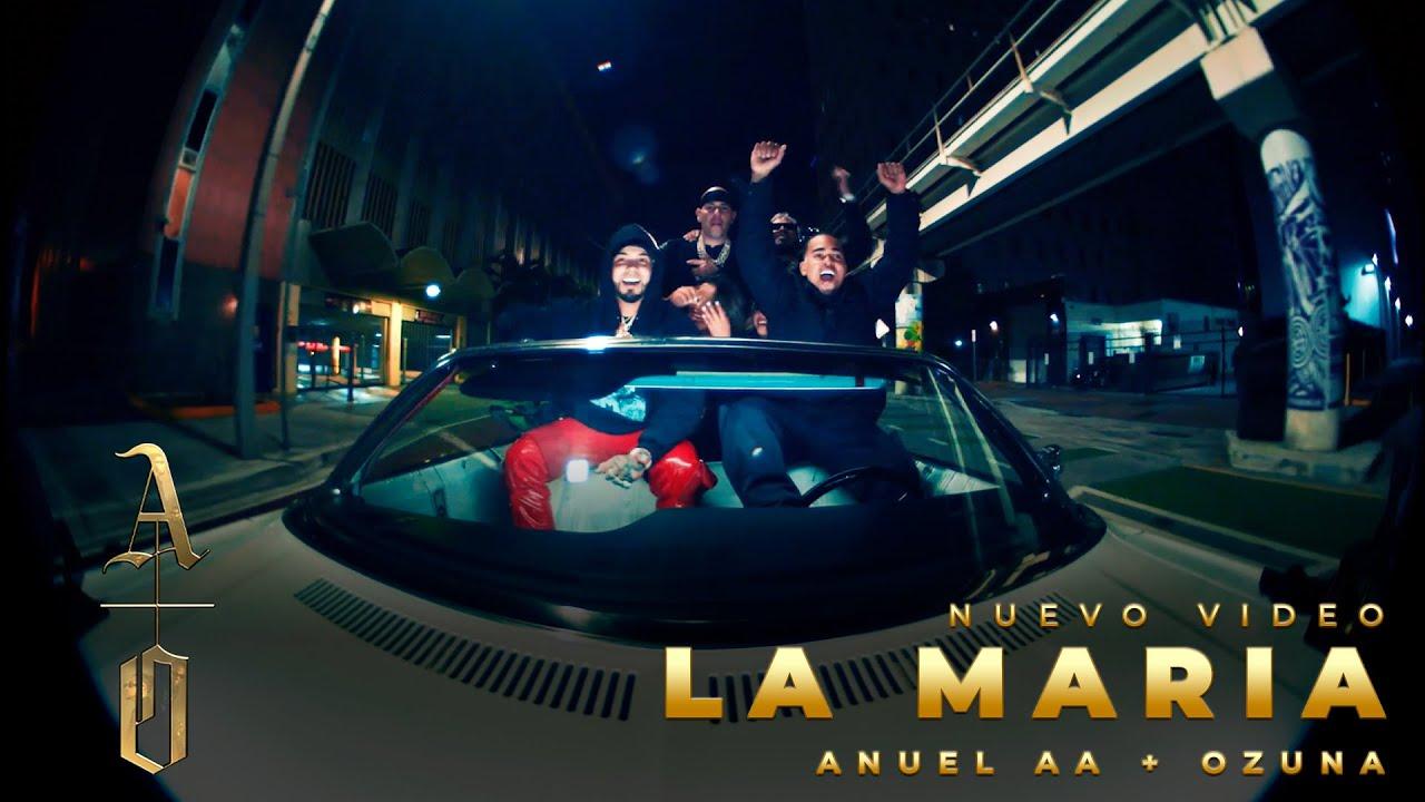 Download @Anuel AA & Ozuna - LA MARIA