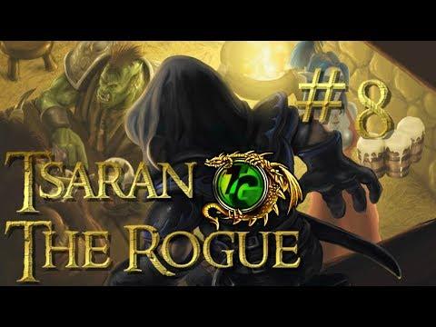 Let's Play World Of Warcraft Vanilla (ELYSIUM) Gnome Rogue - Part 8