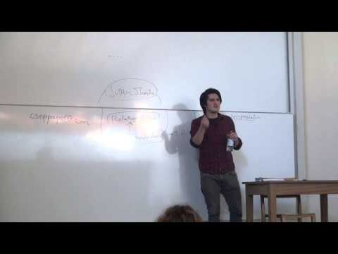 CSEP Paper 0, Lecture 8 | Economics and Power, Jose Miguel Ahumada