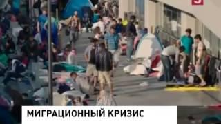 Беспредел мигрантов в Европе !