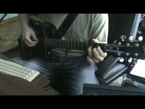 Left 4 dead 2 theme (Guitar cover)