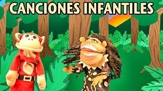 cancin cla cle cli clo clu el mono slabo canciones infantiles