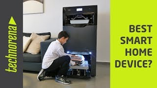 This Robot Will Fold Your Laundry (CES 2019)