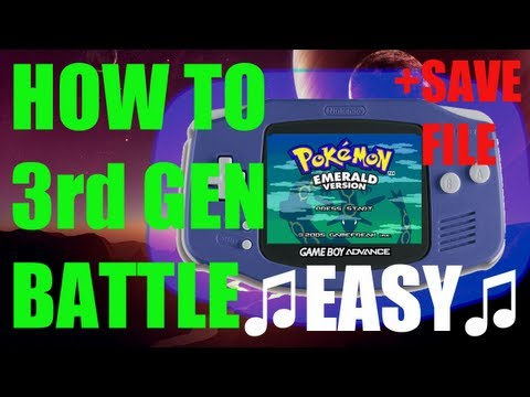 how to use fly in pokemon emerald