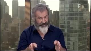 Mel Gibson Talks About Religion - Politics