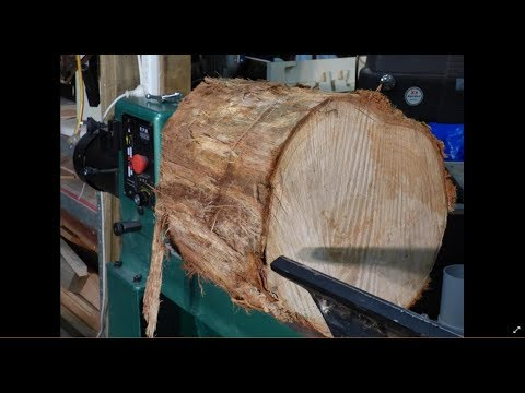 187 Wood-turning a *$5000* bowl rags to riches from a $5 log