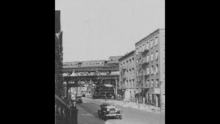 2nd Avenue EL & 3rd Avenue EL movie footage