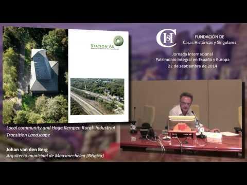 Paisaje de transición rural-industrial de Hoge Kempen y comunidad local - Johan van den Berg