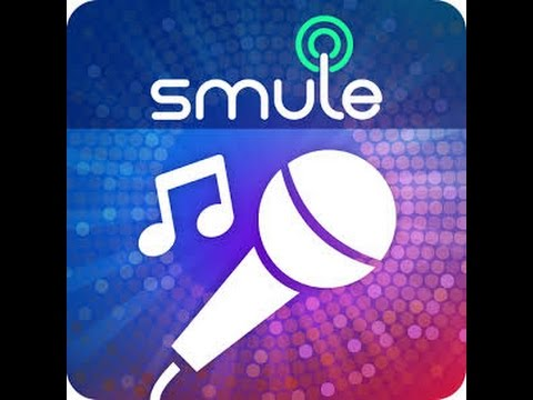 How to download songs from Smule application!!