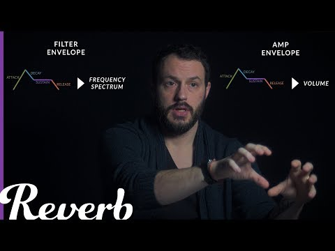 Intro to Synthesis Part 5: How to Use Amp Envelopes and Filter Envelopes | Reverb Learn To Play