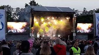 Radio Suomipopin Helsinki-päivän konsertti 12.06.2019