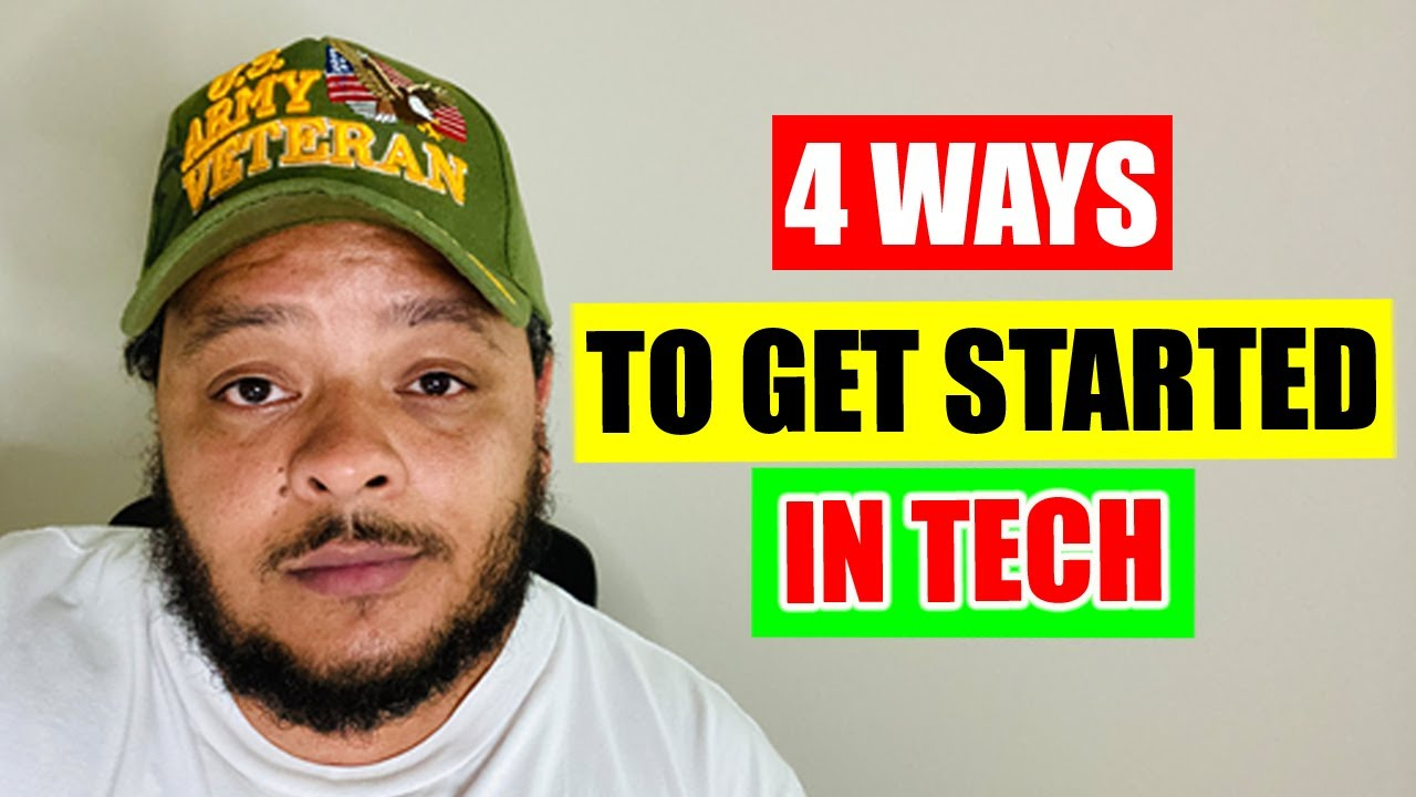 4 Ways to Get Started in I.T.