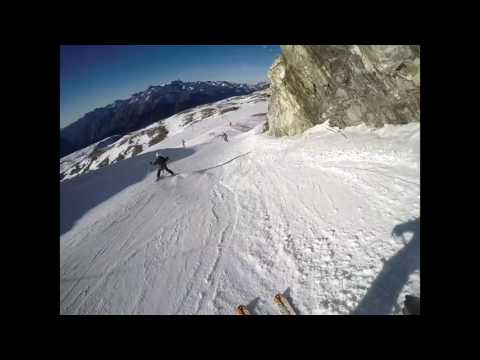 Alpe d'huez-Top To Bottom In Under 7 Minutes!!!!