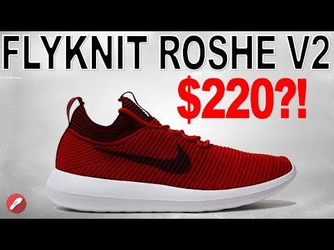 Flyknit Roshe V2 Unveiled!