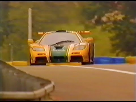 McLaren at LeMans: Pursuit of Perfection (Documentary)