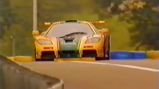 McLaren at LeMans: Persuit of Perfection (Documentary)