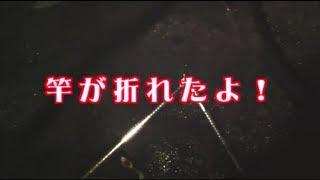 伊豆大島の北端に位置する野田浜近辺の磯「カヒ」で夜釣りをした。出だ...