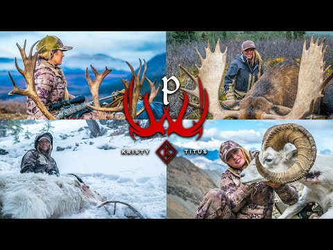 Best Of North American Big Game Hunting With Kristy Titus