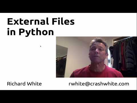 External Files in Python