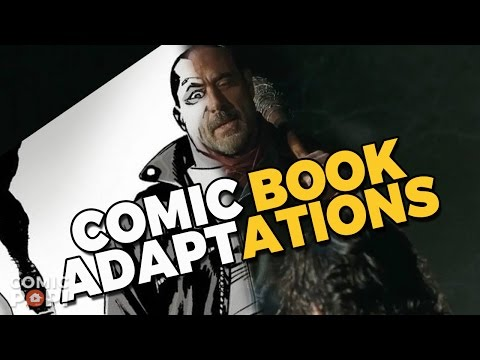 Comic Book Movie and TV Adaptations