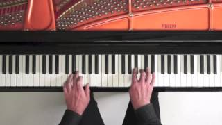 Unknotting Bach Goldberg Variations - Var.25