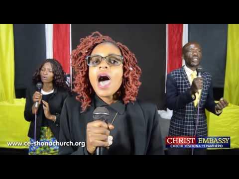 Christ Embassy Shona Online Church 18 June 2017
