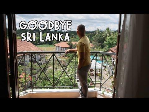 GOODBYE, SRI LANKA (AN INCREDIBLE TRIP) HELLO, MANILA! | Vlog #115