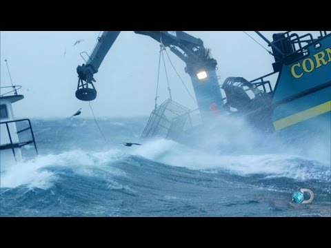 The Struggle to Make it Home  Deadliest Catch