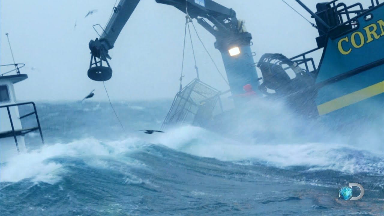 The Struggle To Make It Home Deadliest Catch Youtube