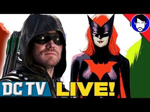 Batwoman coming to the ARROWVERSE! - DCTV Recap LIVE!