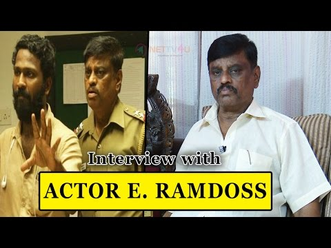 Acting With Sivakarthikeyan Made Children Like Me   Actor E  Ramdoss Interview  About His Career  