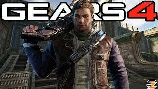 Gears of War 4 - Gnasher Tuning Test Special Event Gameplay!