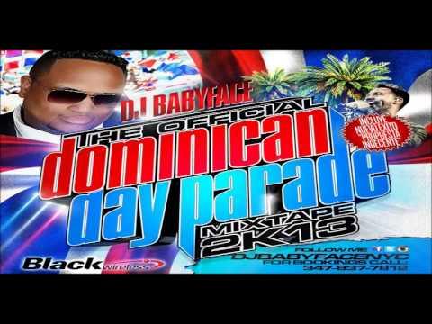 DJ BABYFACE - DOMINICAN DAY PARADE MIXTAPE (2K13)