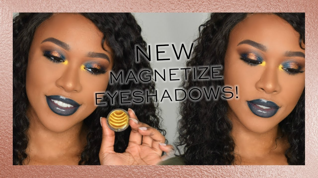 Magnetize Eyeshadow Green