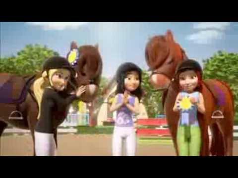 lego friends pferde