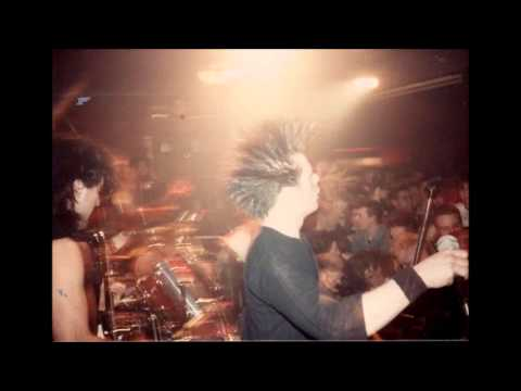 Discharge Decontrol Live 100 Club 15/3/83