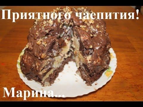 Торт панчо в мультиварке видео