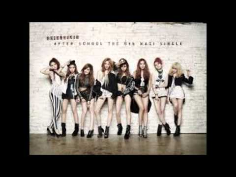 AFTER SCHOOL '첫사랑(First Love)' (AUDIO)
