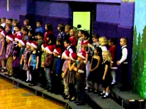 Christmas concert at RVES