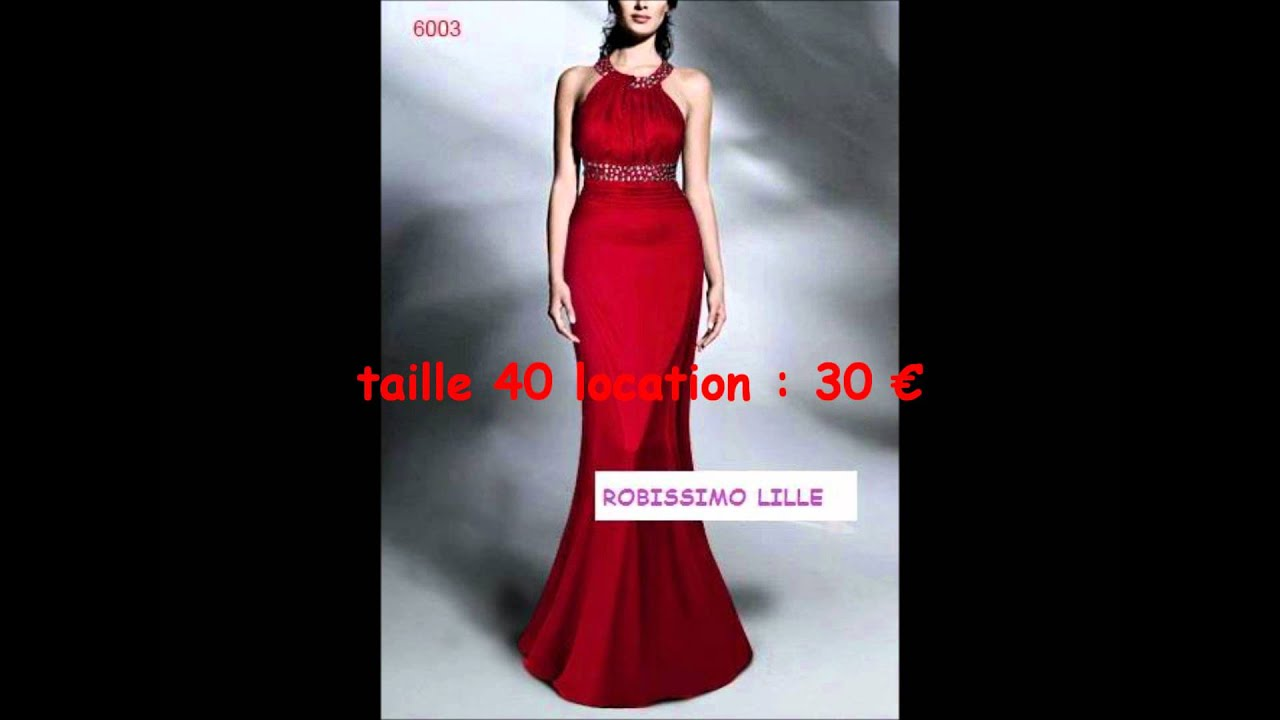Location robe de soiree a lille