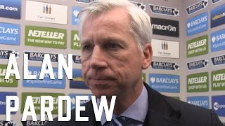 Alan Pardew Post Man City