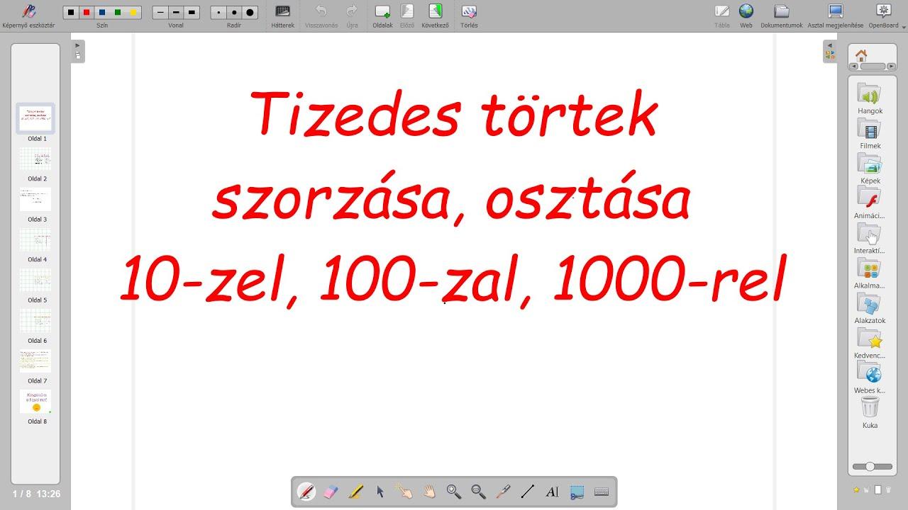 opciók 100-zal)