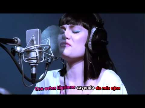 Jessie J 'Nobody's Perfect' Acoustic - traducida español