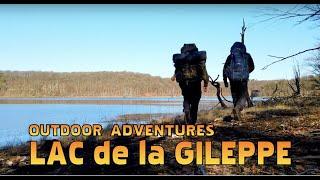 Bushcraft Weekend Lake Gileppe - Belgium