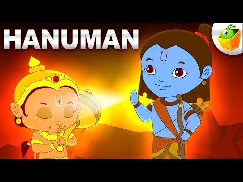 Hanuman | Full Movie (HD) | Animated Movie | English Stories