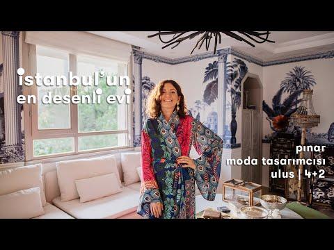 daire-turu:-pınar'ın-ulus'taki-rengarenk-evi